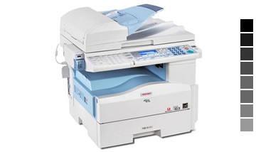 Aluguel de impressoras aficio mp 201spf