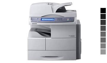 Aluguel de impressoras samsung mono scx-6555nx