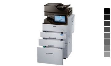 Aluguel de impressoras samsung A4 multixpress m5370lx