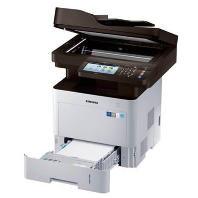 Impressora Multifuncional Samsung SL-M4080FX aberto
