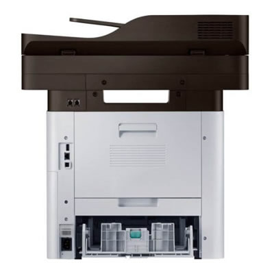 Impressora Multifuncional Samsung SL-M4080FX verso