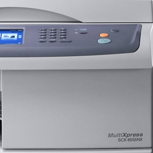 Samsung MultiXpress série SCX-6555