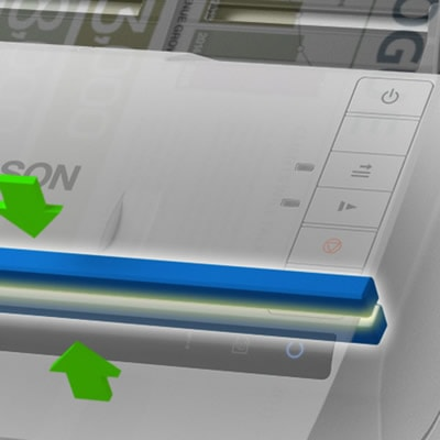 Painel Scanner Epson 530