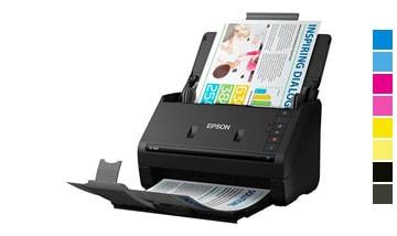 Aluguel de Scanner Epson Workforce ES 400